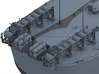 1/72 USN DC Release Track Starboard 3d printed