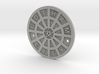 Gotham City Manhole – Sixth Scale  3d printed