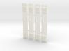 1/24 Scale Single Lockers 3d printed