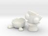Mr. Egg-Cup 3d printed