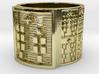 ODIKANA Ring Size 13.5 3d printed