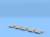 5x Custodian Wing - Terminator Wall Shields w/Han 3d printed