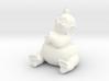 Buddha bathing 3d printed
