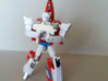 """""""AP7"""" Transformers Weapon (5mm post) 3d printed Combiner Wars Firefly"""