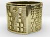 IROSOTURARA Ring Size 13.5 3d printed