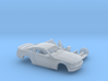 1/120 2007 Ford Mustang 2 Piece Kit 3d printed