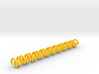 Spiral Chain Link 3d printed