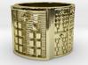OBARAYEKUN Ring Size 13.5 3d printed