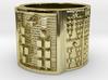 OBARAKETE Ring Size 11-13 3d printed