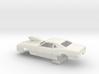 1/25 Pro Mod 68 Camaro W Scoop Small Wheel Well 3d printed