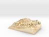 """MyTinyDolomites """"Gruppo Sella"""" - Dolomites South M 3d printed"""