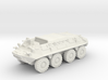 BTR 60 closed (Russian) 1/87 3d printed