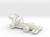 CMU Racing 16e Electric Race Car 3d printed