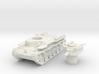 Chi-Ha Tank (Japan) 1/100 3d printed