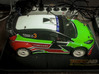 hpi WR8 Fiesta wing mirrors 3d printed FDM prototypes on the car