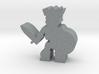 Game Piece, Skeleton King 3d printed