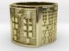 OKANAYABILE Ring Size 11-13 3d printed