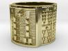 OGUNDABIODDE Ring Size 11-13 3d printed