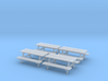 TJ-H01143x4 - tables beton 3d printed