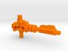 Prime's Laser Gun, 5mm 3d printed