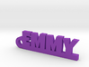 EMMY Keychain Lucky 3d printed