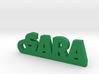 SARA Keychain Lucky 3d printed