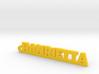 HANRIETTA Keychain Lucky 3d printed