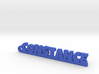 CONSTANCE Keychain Lucky 3d printed
