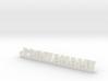 PRINTANAME Keychain Lucky 3d printed