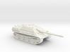 Jagdpanther tank (Germany) 1/144 3d printed