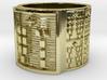 OSAKANA Ring Size 13.5 3d printed