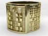 OTRUPONKOSO Ring Size 13.5 3d printed