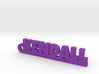 KENDALL Keychain Lucky 3d printed