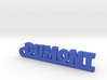 DUMONT Keychain Lucky 3d printed