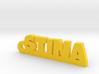 STINA Keychain Lucky 3d printed
