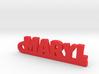 MARYL Keychain Lucky 3d printed