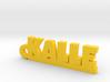 KALLE Keychain Lucky 3d printed