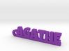 AGATHE Keychain Lucky 3d printed