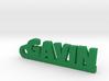 GAVIN Keychain Lucky 3d printed