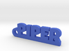 PIPER Keychain Lucky 3d printed