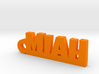 MIAH Keychain Lucky 3d printed