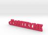 FONTEYNE Keychain Lucky 3d printed