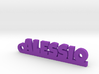 ALESSIO Keychain Lucky 3d printed