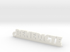 BENEDICTE Keychain Lucky 3d printed