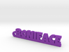 BONIFACE Keychain Lucky 3d printed