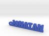 JONATAN Keychain Lucky 3d printed