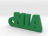 NIA Keychain Lucky 3d printed