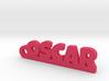 OSCAR Keychain Lucky 3d printed