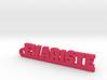 EVARISTE Keychain Lucky 3d printed