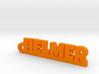 HELMER Keychain Lucky 3d printed